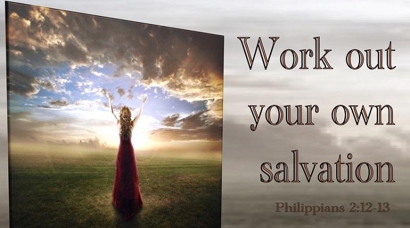 Salvation Message- Eternal Life Through Grace